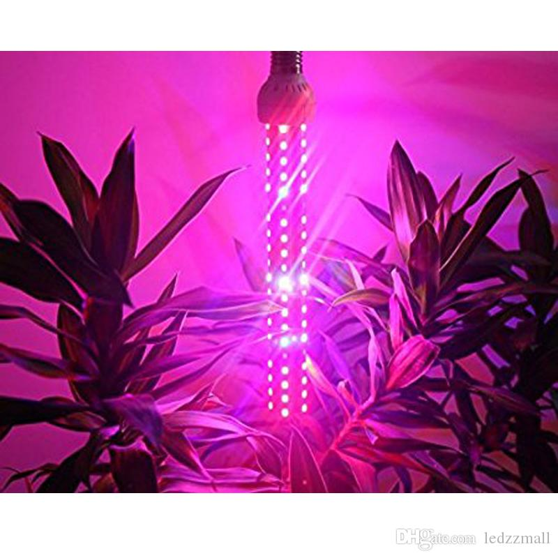 Perfect Full Spectrum Led Plant Lamp 360 Degree Led Grow Bulb Led Bar Corn Light  With Uv/Ir Light For Indoor Plants Garden Greenhouse Induction Grow Light  T8 Grow ...