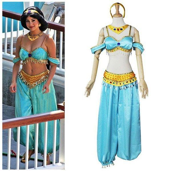 sc 1 th 225 & costume jasmine disney