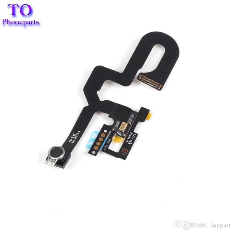 Front Facing Camera Module Proximity Light Sensor Flex Cable For iPhone 7 7G 7 Plus Free DHL