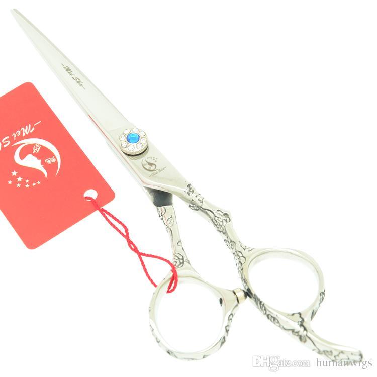 6.0Inch Meisha New Hairdressing Salon Hair Cutting Scissors Professional Hairdressing Scissors JP440C Best Hair Shears 62HRC,HA0334