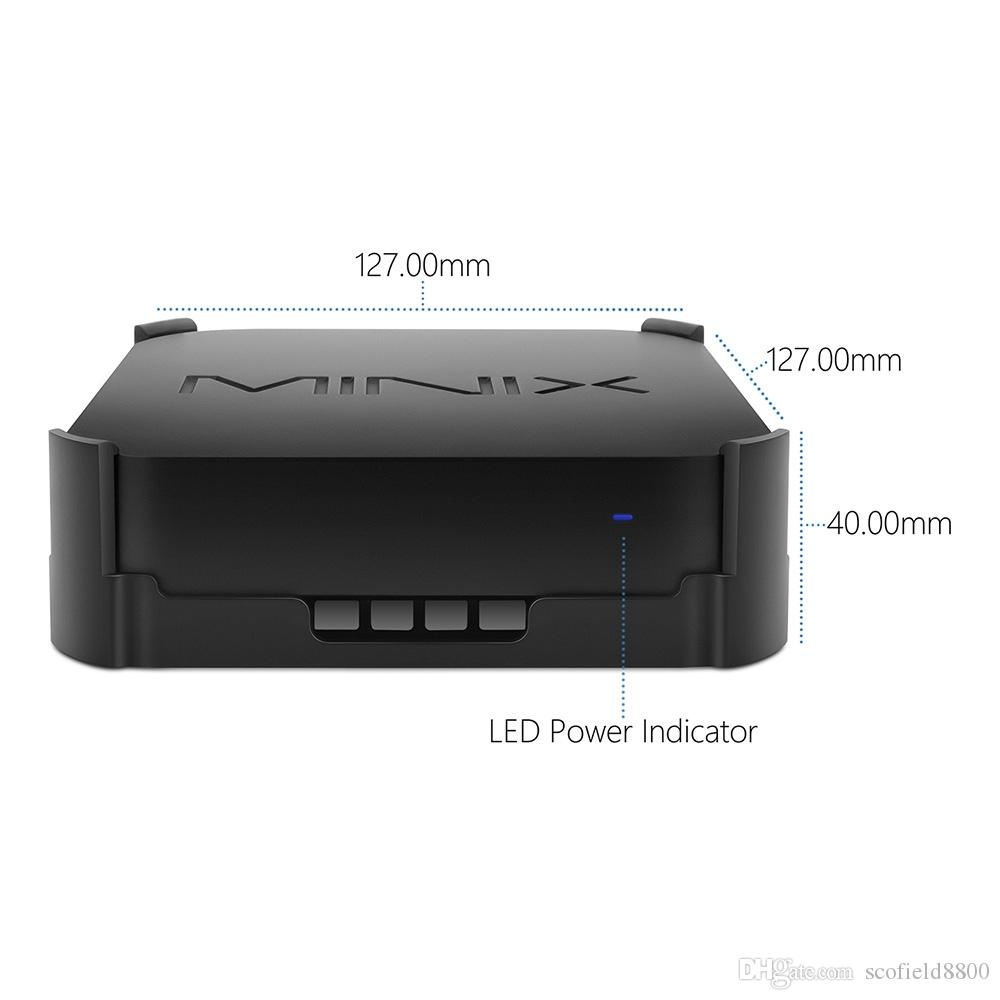 Original MINIX NEO Z83-4 Pro MINI PC intel Z8350 4G/32G AC WIFI 1000M LANHDMI+MINI DP original edition Windows10