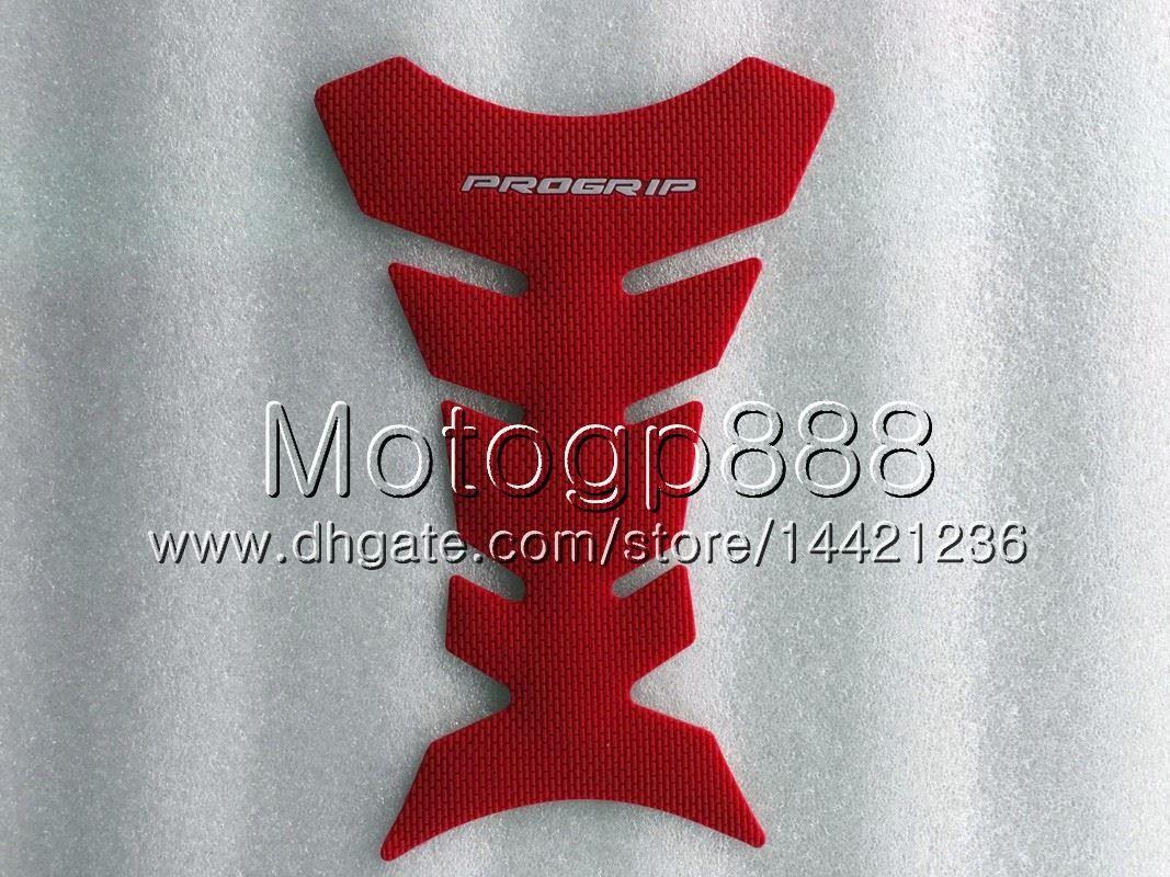Protecteur de protection de réservoir de gaz en fibre de carbone 3D de 23Colors pour HONDA CBR600F4i 04 05 06 07 CBR600 F4i 600 F4i 2004 2005 2006 2007 Autocollant de bouchon de réservoir 3D