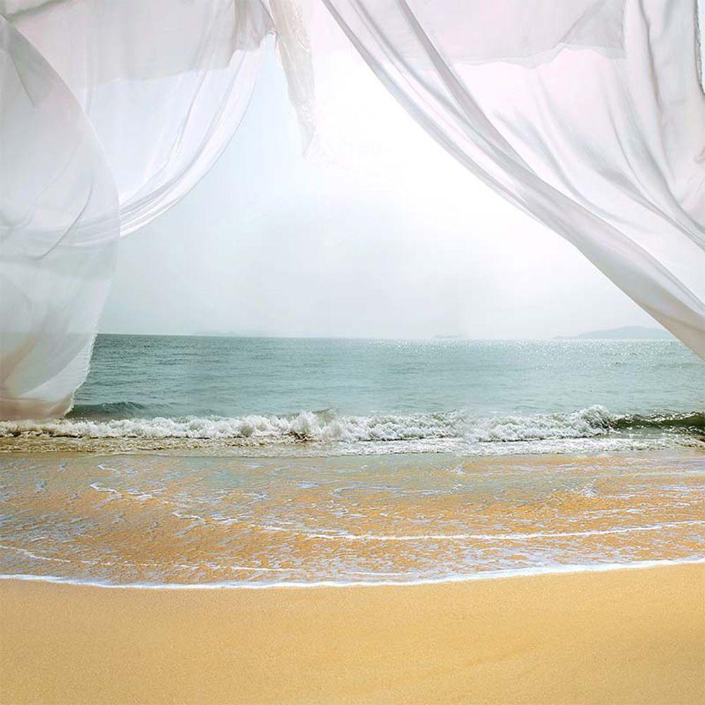 Sea beach backdrops photo studio backdrop printing store vinyl curtain photography background for wedding fundo para studio de fotos beach photography