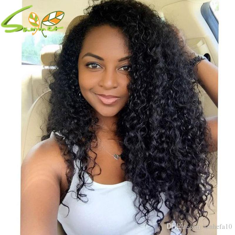 Glueless full lace wigs lace front wig cheap Brazillian deep curly 100% human curly hair weave full lace human hair wigs