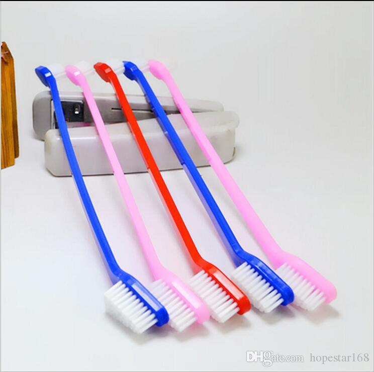 Pet Supplies Cat Puppy Dog Dental Grooming Toothbrush Dog Health Supplies Color Random Send Dog Supplies