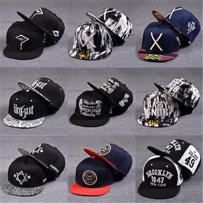 e0468273c85c5 2019 Men Women Baseball Cap Hip Hop Caps Colorful Flower Snapback Hat Hip  Hop Flat Adjustable Cap Sun Hats For Boy Girl Planas From Martist, $3.02 |  DHgate.