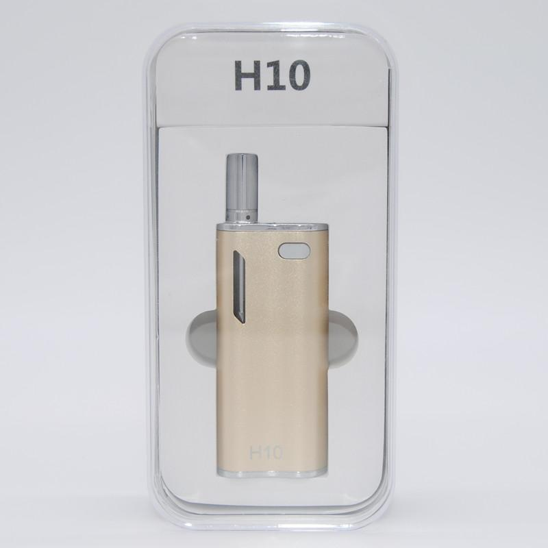 100% Original Hibron E cigs H10 CE3 Atomizer vape box mod Kit wax Oil BUD With Ecigarette vaporizer pen cartridges starter kits 0268024