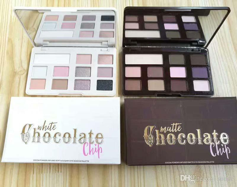 Factory Direct Dhl New Makeup Eye Chocolate Chip Eyeshadow