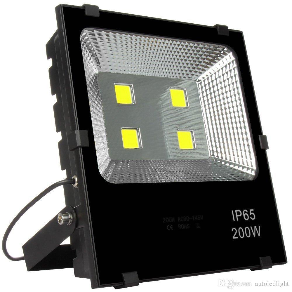 White 200w Led Flood Lights Ac 110 240v Outdoor Lighting