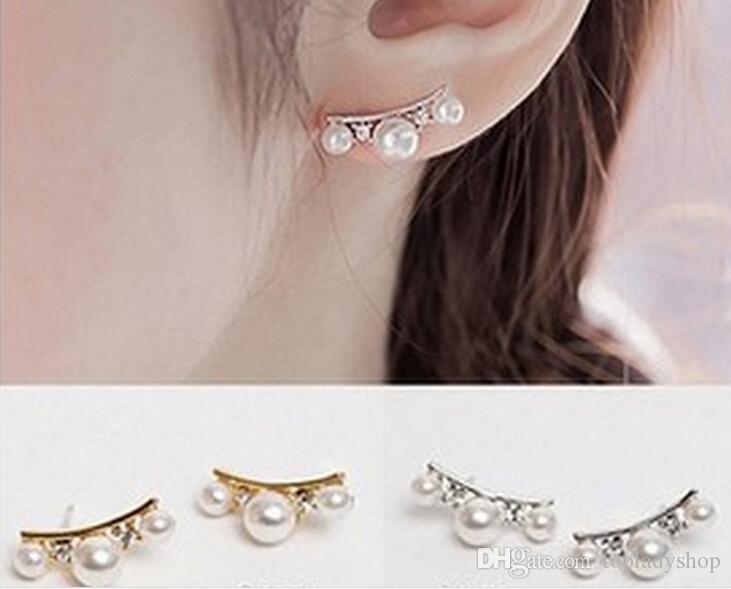 Boucles d'oreille minimes