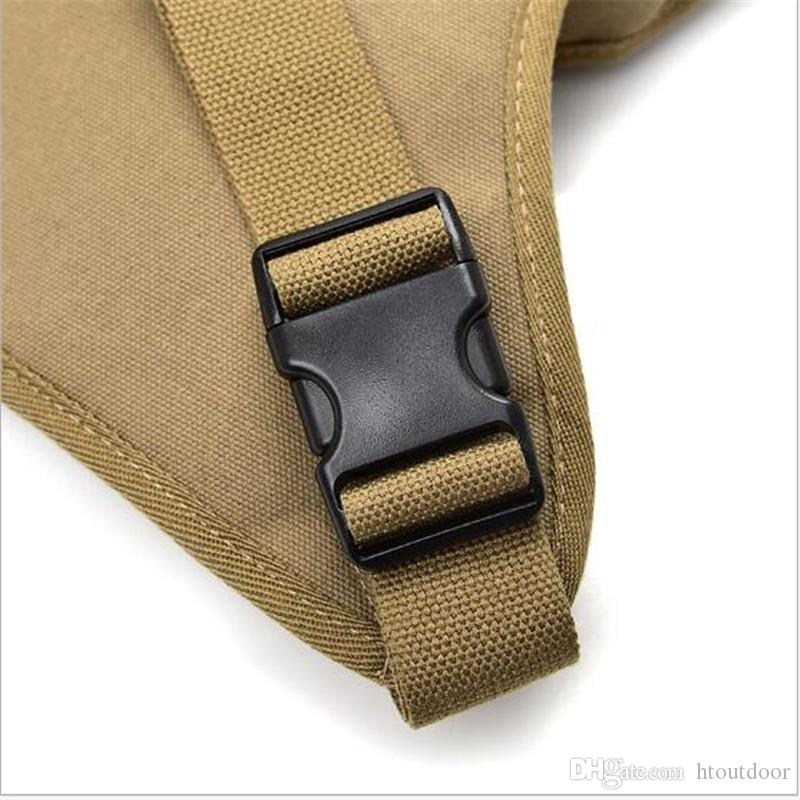 Multifunction Outdoor Cycling Hiking Fishing Hunting Tactical Drop Leg Fanny Bag Utility Waist Belt Pack