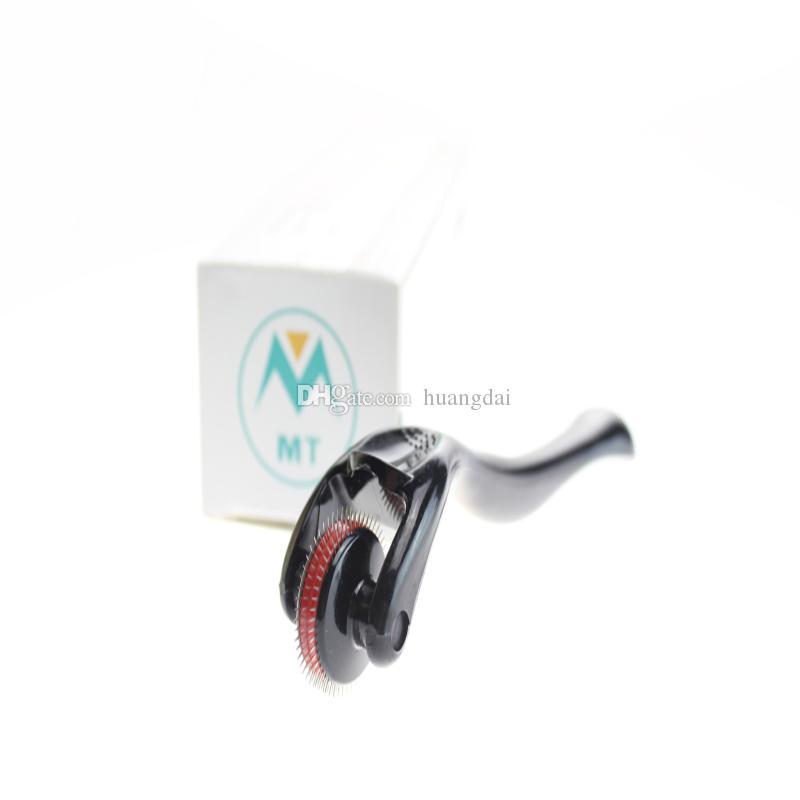 DHL Ücretsiz Nakliye MT göz derma silindiri, MT 180 microneedle göz dermaroller. derma haddeleme sistemi, cilt silindiri