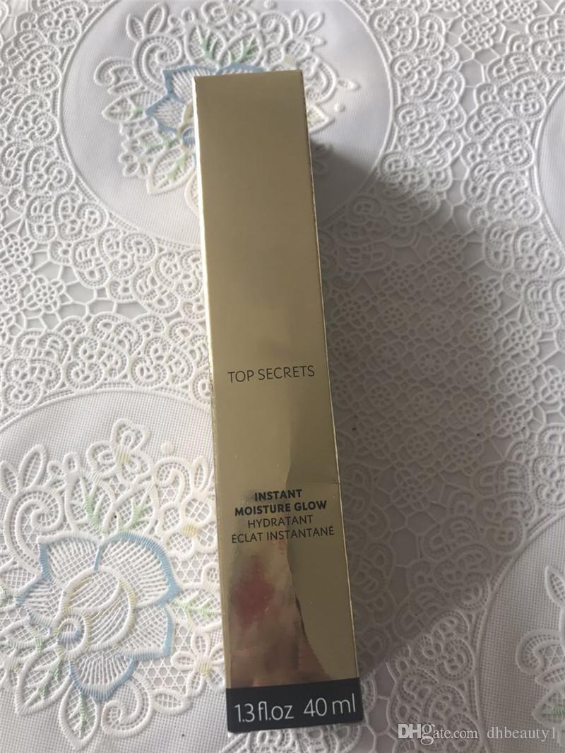 Neueste Top Secrets Primer Creme Instant Feuchtigkeitsglühen Hydratant Eclat Instantane Foundation BB Creme berühmte Marke Kosmetik 40 ML