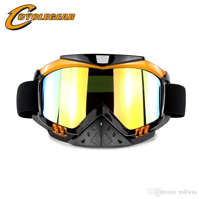 7f872406e226 New Arrival Motocross Goggle Motorcycle Glasses Gafas Removable Nose ...