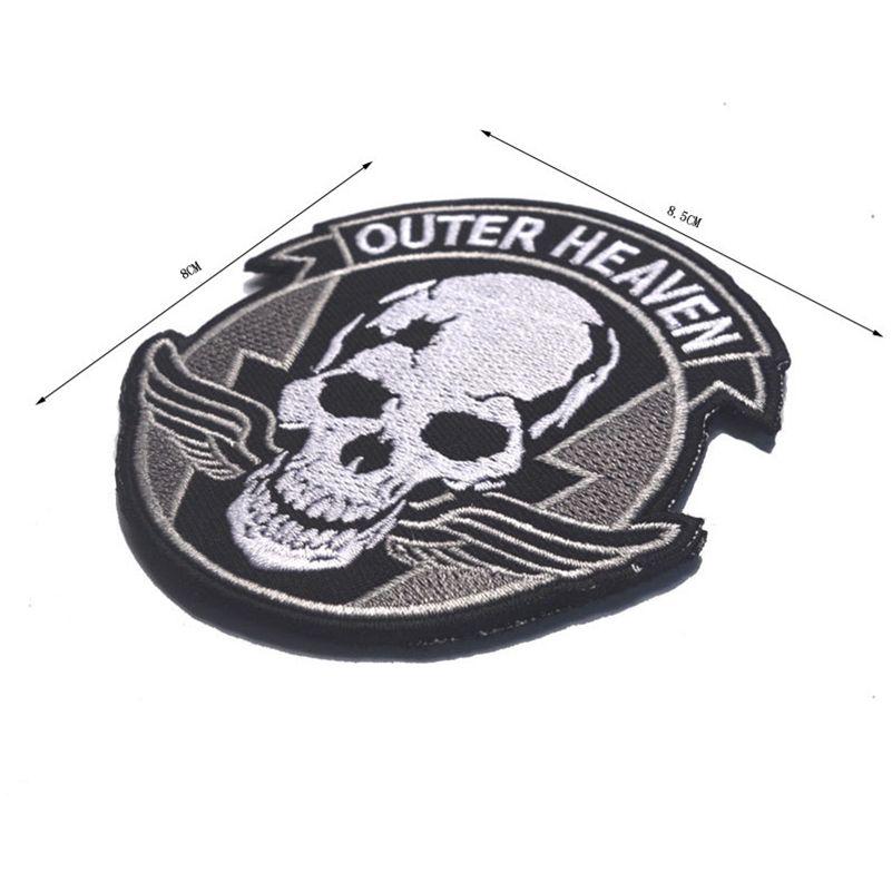 En ligne crochet badge