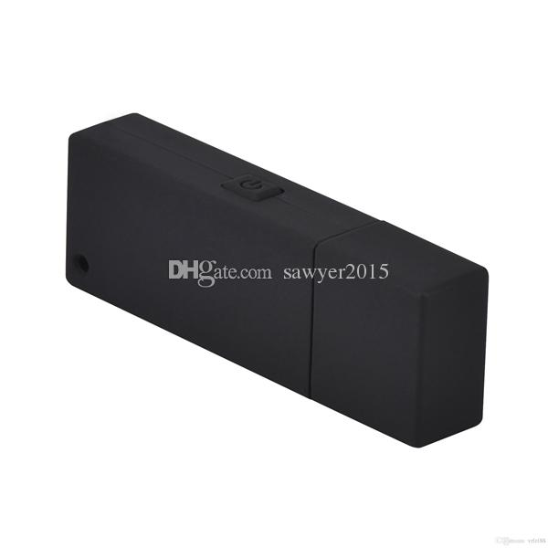 No Hole Usb Disk camera FULL HD 1080P USB Flash Drive Pinhole DVR portable Usb disk video recorder MAX support 32G TF card