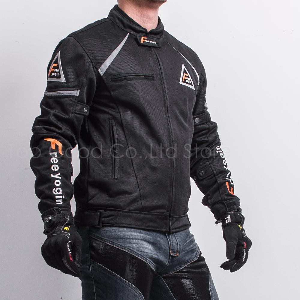2019 Motorcycle Racing Riding Jacket Summer Wear Breathable Mesh