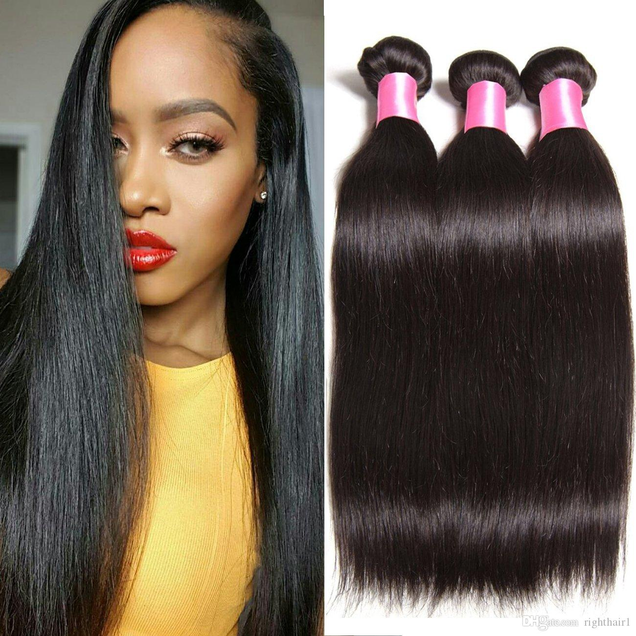2018 6a brazilian virgin straight hair 3 bundles 12 12 12 inch 6a brazilian virgin straight hair 3 bundles 12 12 12 inch extension 100 unprocessed human hair weave extensions natural jet black pmusecretfo Gallery
