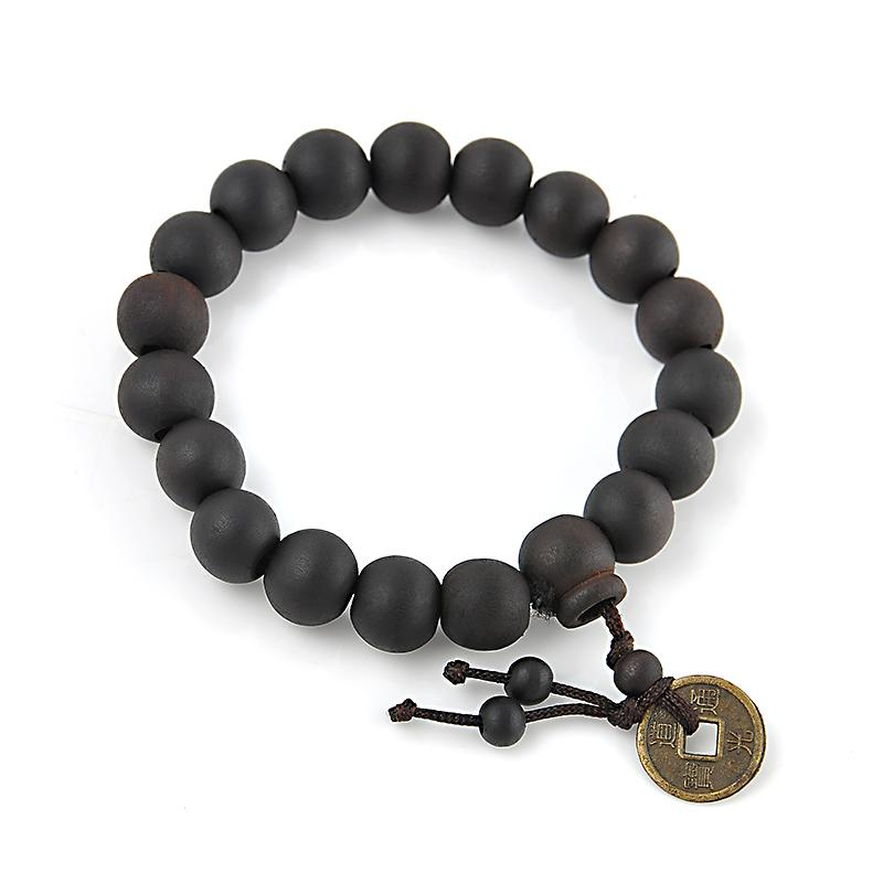 fed4836d95 Buddhist Tibetan Decor Prayer Beads Bracelet Bangle Wrist Ornament ...