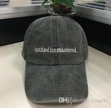 bf3665fd5a6 Kendrick Lamar Untitled Unmastered Hats Top Dawg Entertainment TDE Snapback  Kermit Cap Kanye Weat Ye Bear Dad Sun Golf 6 Panel Caps Bone Fitted Cap  Baseball ...