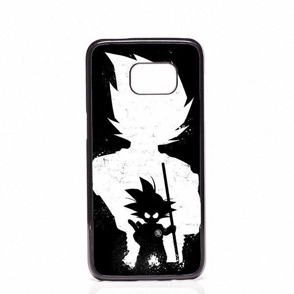 official photos 7c505 ade57 DRAGON BALL Z Super Saiyan God Son Goku Phone Covers Shells Hard Plastic  Cases For Samsung Galaxy S4 S5 MINI S6 S7 edge S8 S8 Plus