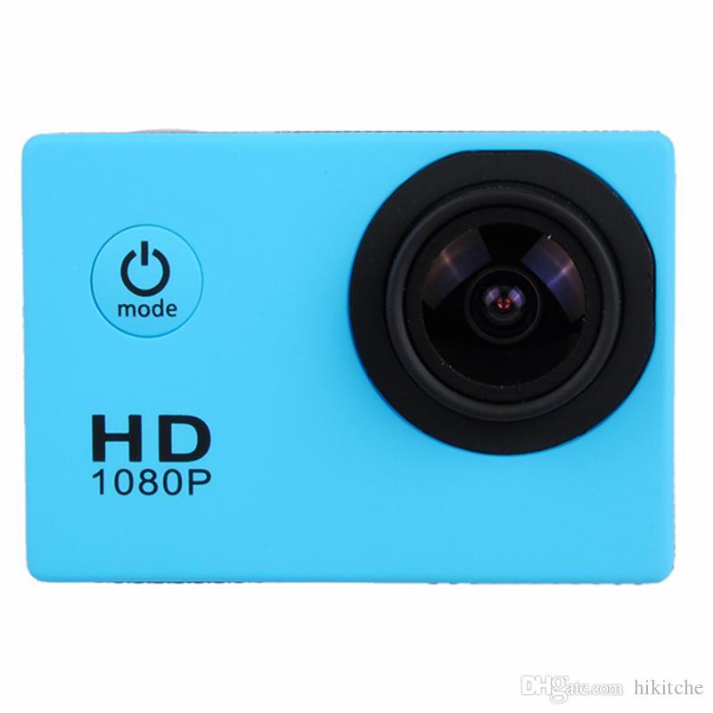 Original SJ4000 2 pulgadas pantalla LCD 1080 P cámara de acción HD 30M videocámaras subacuáticas a prueba de agua casco deportivo Cam Mini DV DVR coche