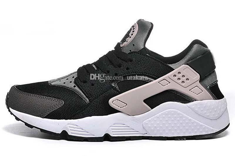 Huarache zapatos ultra ejecutan triples blancas Huraches negro corriendo formadores para mujeres de los hombres al aire libre zapatos de las zapatillas de deporte huaraches Hurache
