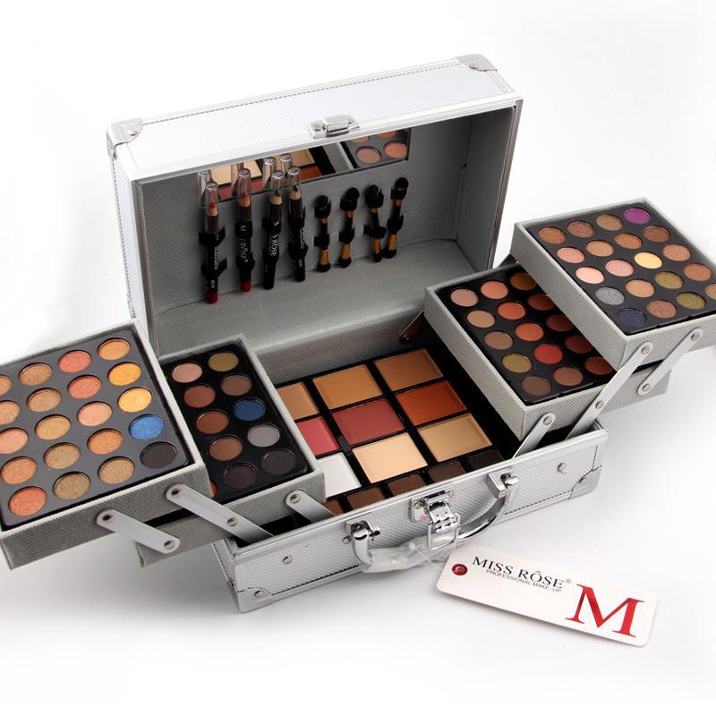 Wholesale Miss Roses Colour Makeup Suits Universal