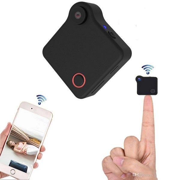 Mini DV HD 720P WIFI Mini IP Camera Clip Body camera wearable Sports DV Action Camera Mini Camcorder Nanny Cam Home security DVR