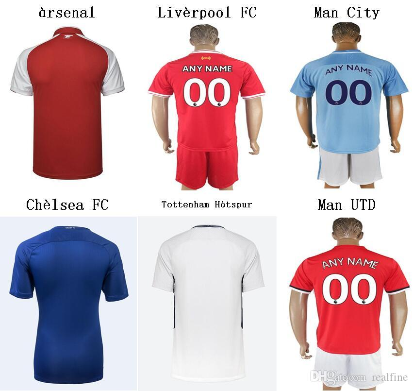 premier league jerseys