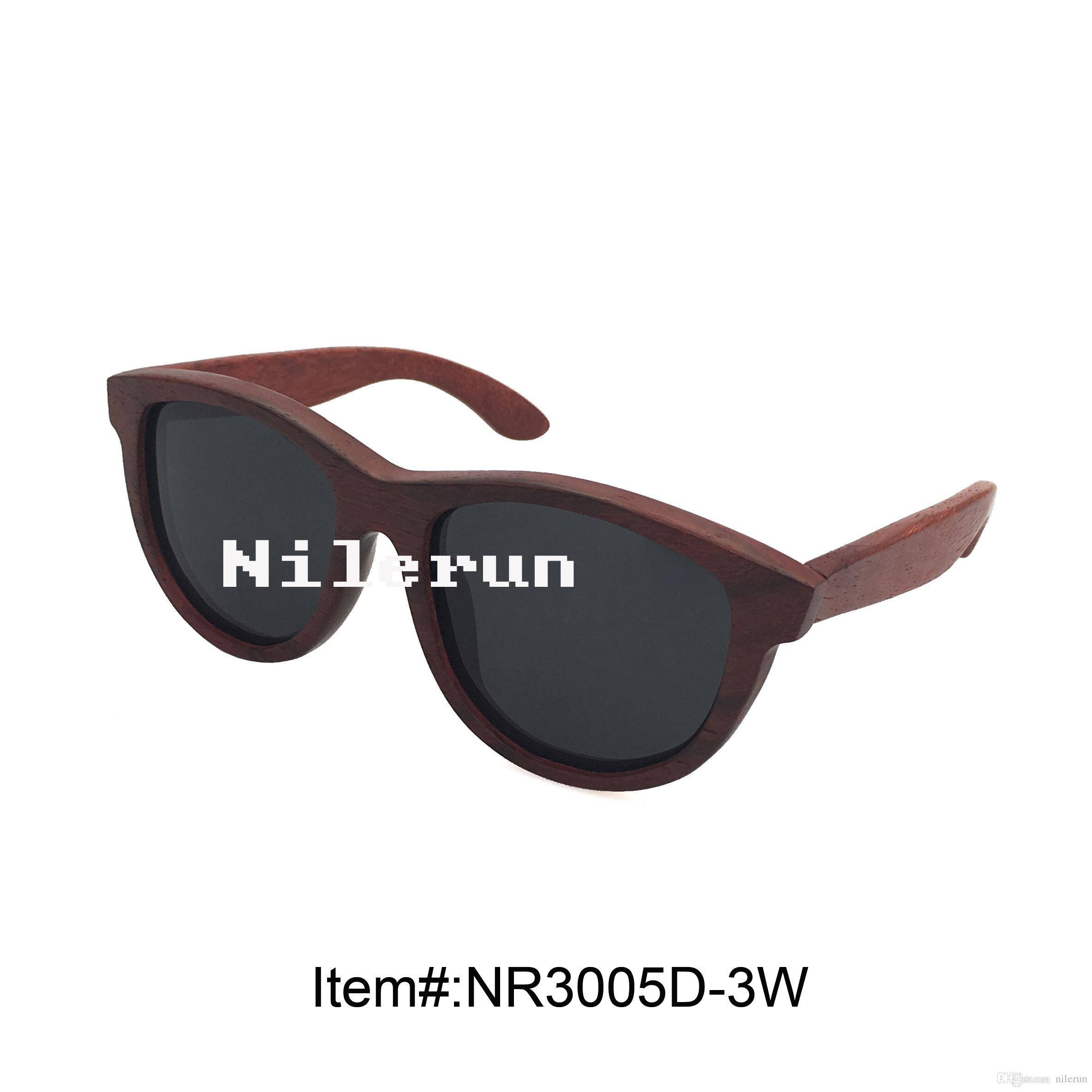 863cc47b84 Compre Lentes Polarizados Grises Grandes De Lujo Importadas Gafas De Sol De  Madera Rojas A $19.29 Del Nilerun | DHgate.Com