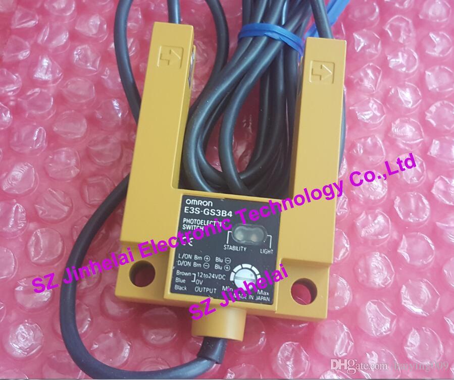 Переключатель 12-24VDC 2M PNP 100% новый и первоначально E3S-GS3B4 OMRON Светоэлектрический