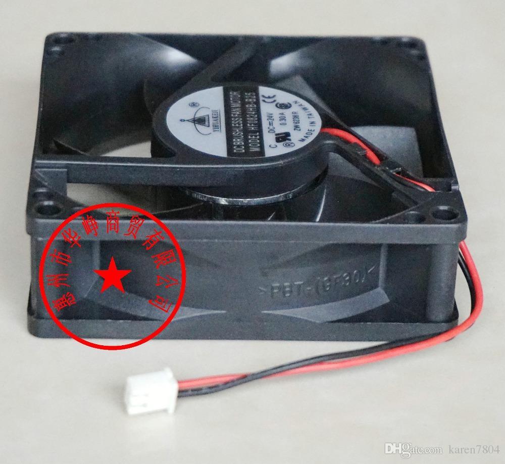 8025 24V 0.26A F8025X24B HF0824HB-B25 0.3a inversor ventilador de refrigeración