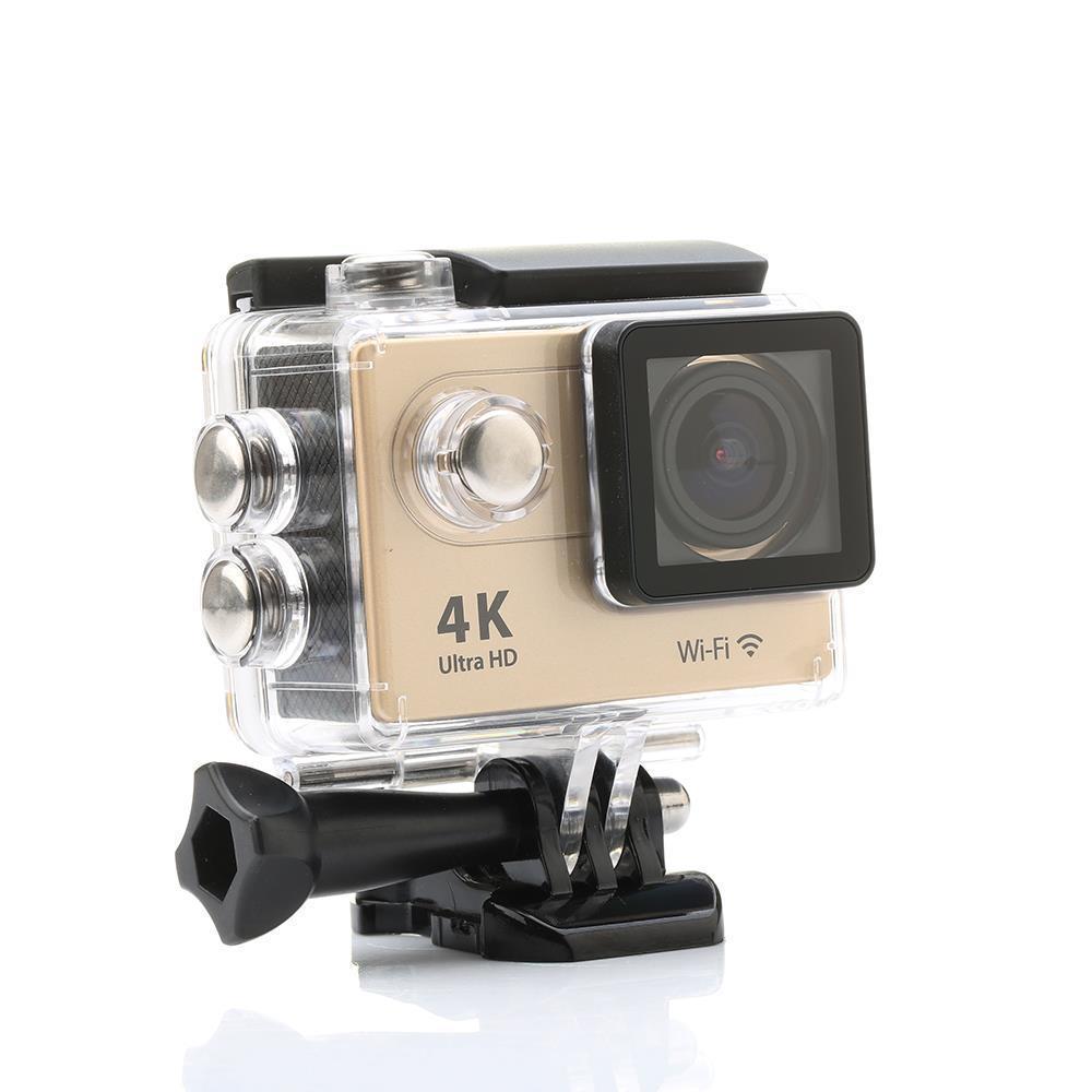 Cámara 4K WIFI Cámara de acción EKEN Ultra HD 4K WiFi 1080P / 30fps 2.0 LCD 170D lente Helmet Cam cámara impermeable bajo el agua