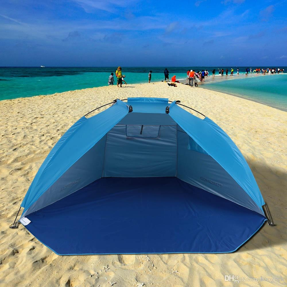 Tomshoo Outdoor Sports Sunshade Tent For Fishing Picnic Beach Park Useful Tent For Fishing Picnic Or Having Beach Fun Y2371gr Emergency Shelter Local ... & Tomshoo Outdoor Sports Sunshade Tent For Fishing Picnic Beach Park ...