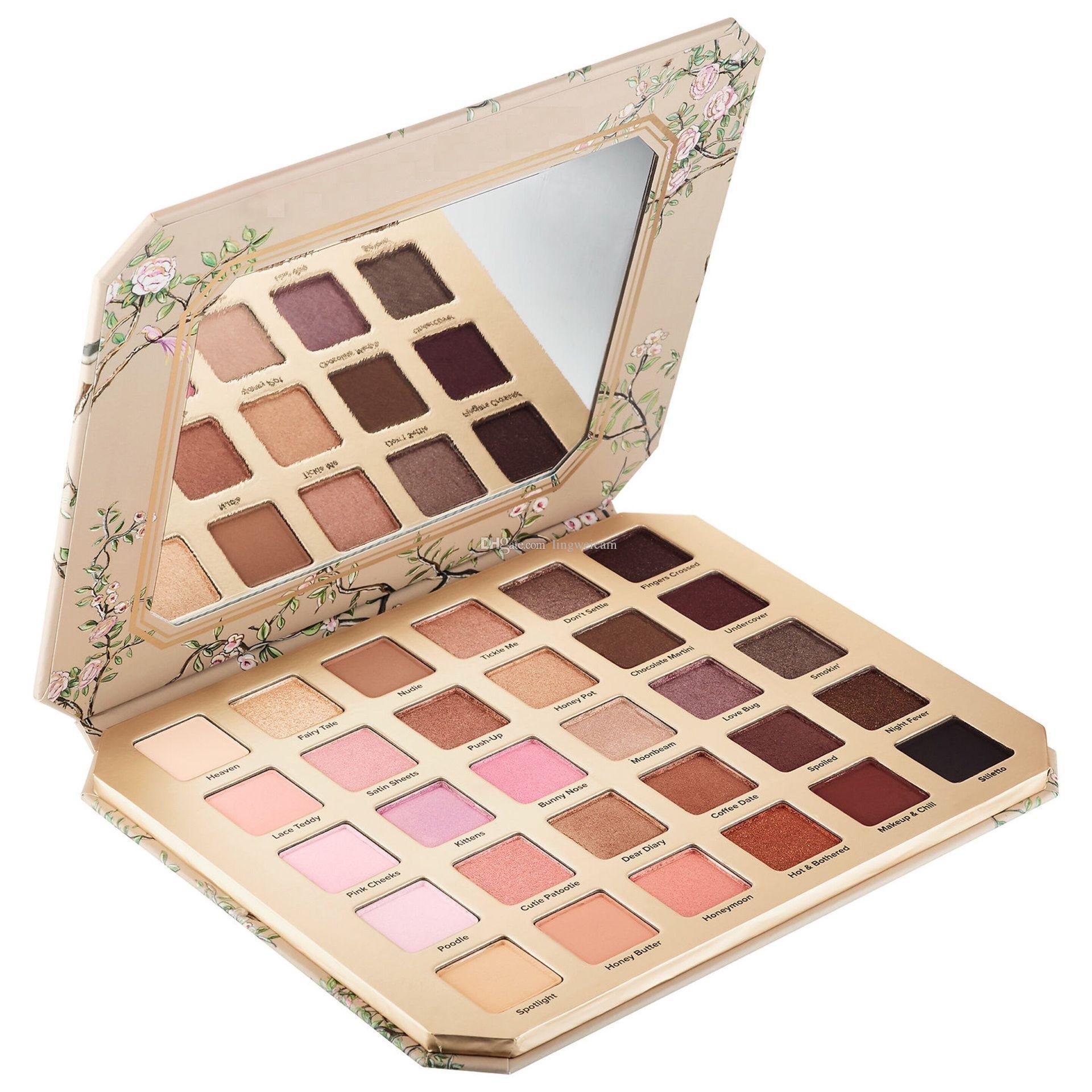 Hot Eyeshadow Palette Makeup Chocolate Natural Love Eye Shadow ...