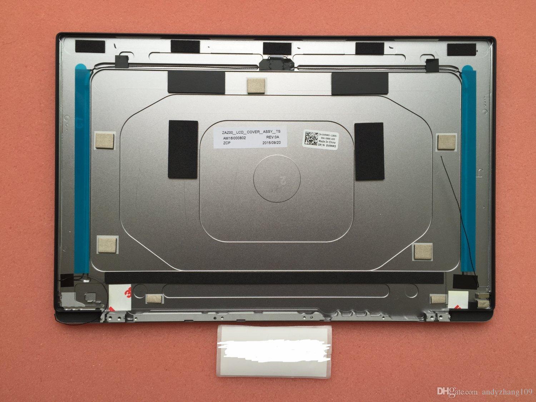 Dell XPS 13 9343 laptop LCD bauletto coperchio posteriore coperchio 0V9NM3 V9NM3 argento