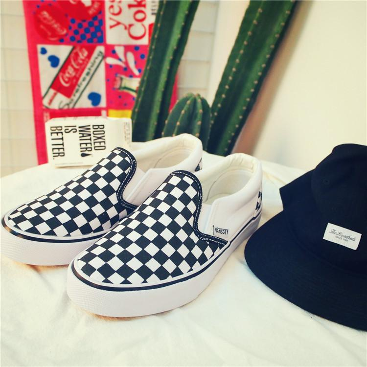 1966 MenS Shoes Canvas Cotton Summer Fashion British Style Men Causal Slip On High Quality Outdoor Shoe Zapatos Hombre Leather Dress