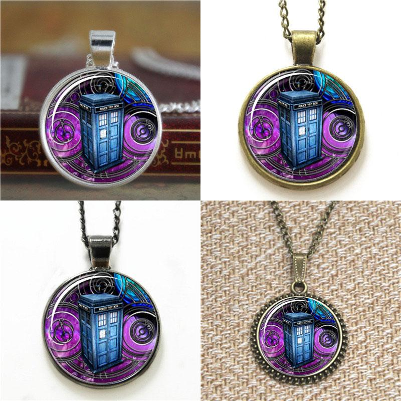 Wholesale Dr Who Tardis With Time Lord Gallifreyan Symbol In Nebula