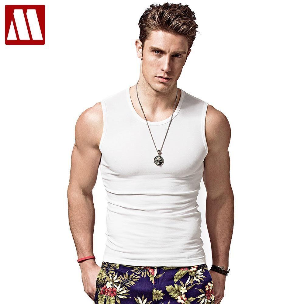d605289d9ded7 2019 Wholesale Men S Bodybuilding Tank Tops For Muscular