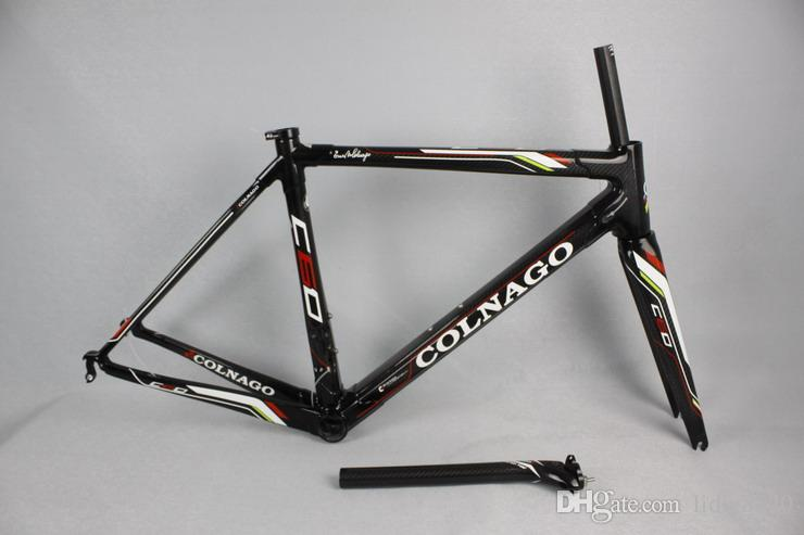 T1000 full carbon fiber bicycle frame with more than Choice 2017 Carbon Frame Road Bike