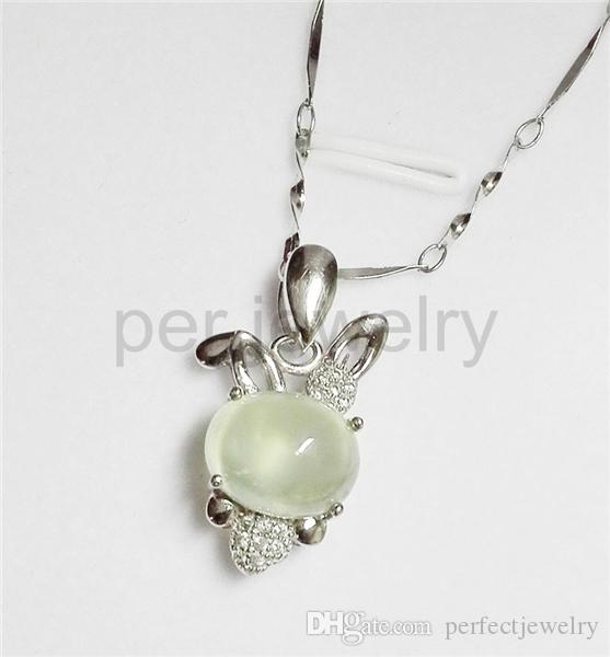 2018 prehnite necklace pendant real natural prehnite grapestone 925 2018 prehnite necklace pendant real natural prehnite grapestone 925 sterling silver jewerly fine jewelry for men or women from perfectjewelry aloadofball Gallery