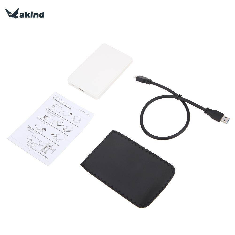 2018 Wholesale New Arrivel 25 Hdd Hard Drive Usb 30 Sata Hd Box To Wiring Diagram External Enclosure Case For Disk High Quality From Sophib