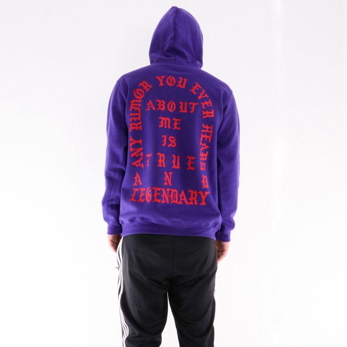 2017 Winter New Kanye West Pablo Sweatshirts Hoodies La Special ...