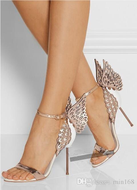Großhandel Frauen Stiletto Heel ... Sandalen Sexy Open Toe High Heels ... Heel c7b822