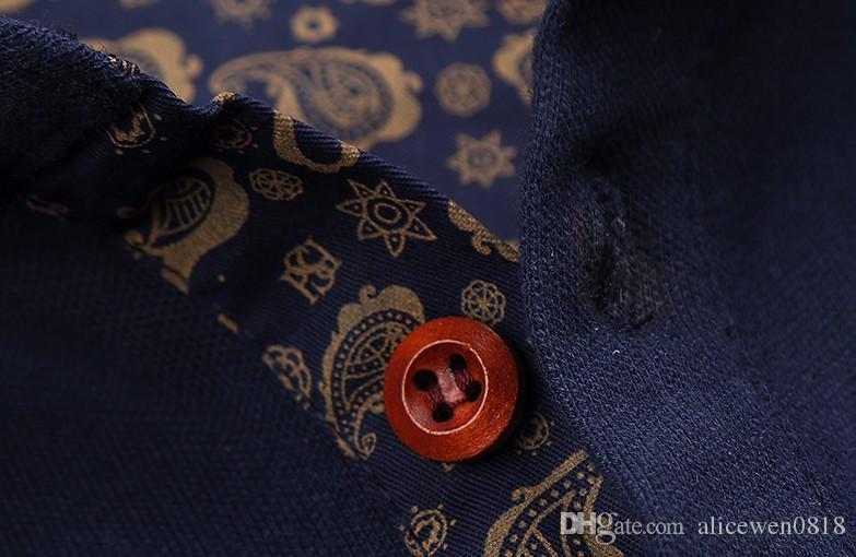 Мужская рубашка поло бренд плюс размер M-5XL хлопок рубашки поло Мужчины Slim Fit бренд одежды Черный твердые рубашки поло