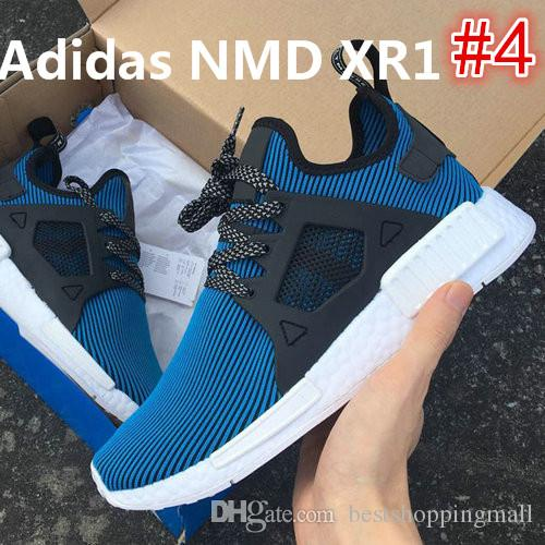 factory authentic faae8 c9f10 2018 With Original Box New Nmd Xr1 Black Friday Duck Camo Olive Ba7232  Sneakers Men White Duck Camo Footwear Women Running Baby, From ...