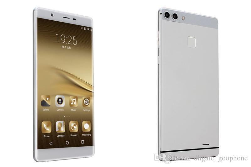 Nouvelle livraison gratuite Huawei P9 plus Max Clone 64bit MTK 6592 octa core téléphone 4g lte smartphone Android 5.0 3 gb ram 6.0 pouce goophone