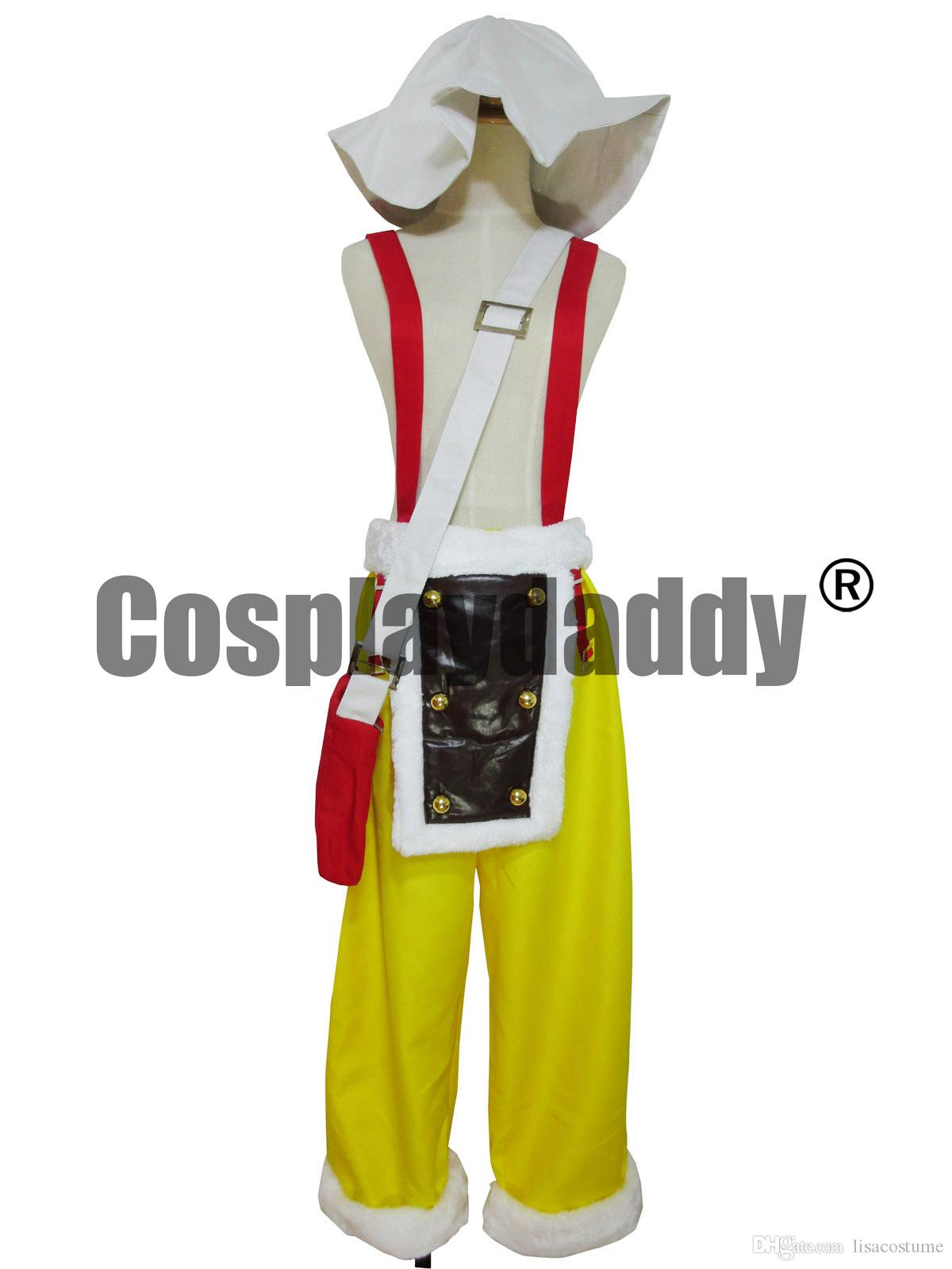 Customizedanime One Piece Usopp Cosplay Costumes Two Years Later Any