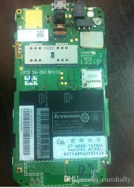 Unlocked used test work well for lenovo A269i motherboard mainboard board card fee chipsets